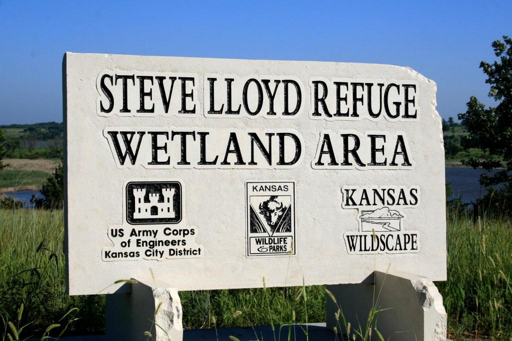 Steve Lloyd Refuge Wetland Area