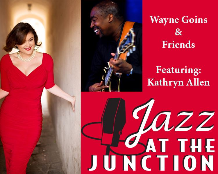 Jazz at the Junction Kathryn Allyn