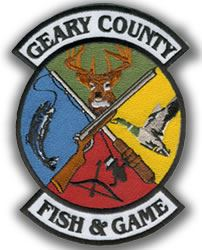 Geary Co Fish and Game Logo