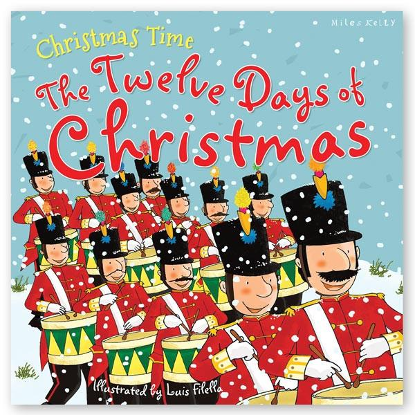 twelve days of christmas reading
