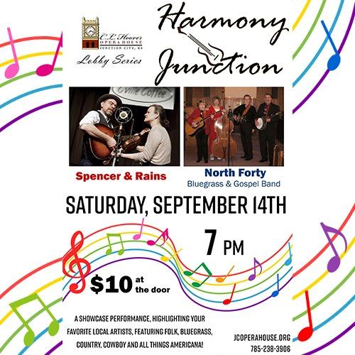 Harmony Junction Flyer