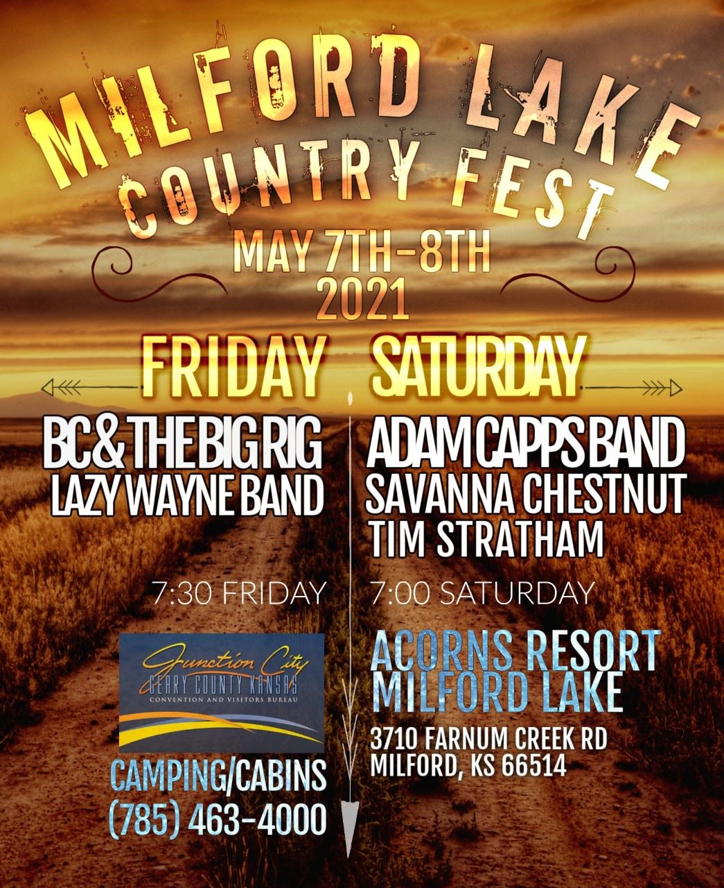 ML Country Fest 2021